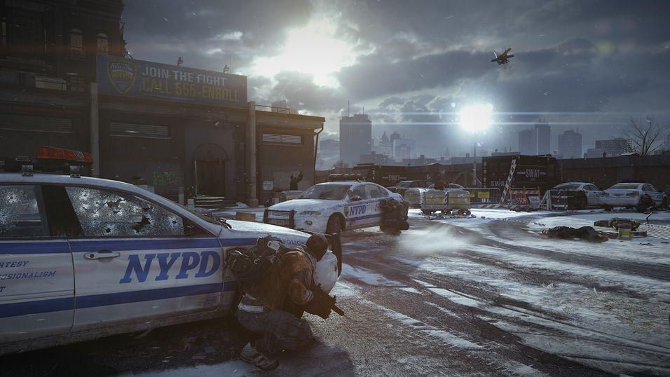 The Division overgår Ubisofts tidligere salgsrekorder