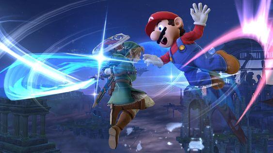 Link er kanskje treg, men det sverdet er fint å ha (Skjermbilde: Nintendo).