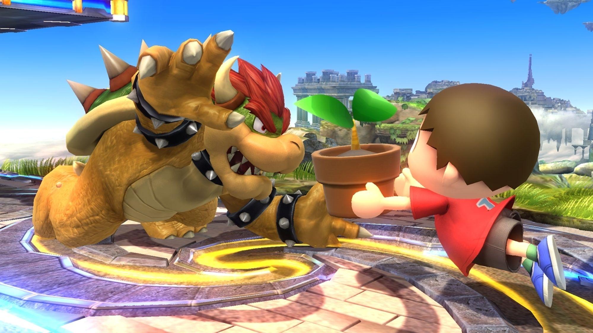 Alt om Super Smash Bros. for Wii U (Wii U) - Gamer.no
