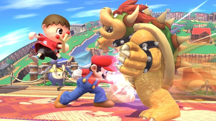 Super Smash Bros. for Wii U