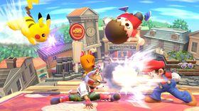 Det blir kaos i regi av Nintendo i byrjinga av desember.