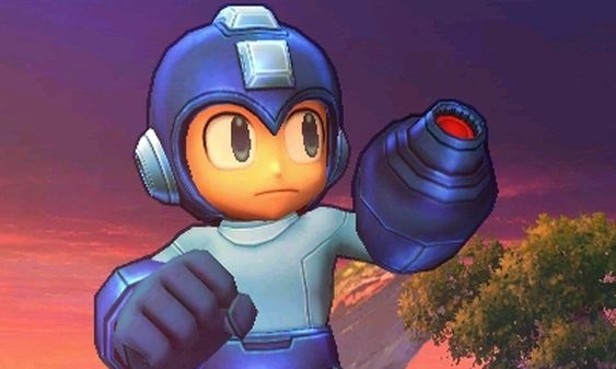 Mega Man gjør sin Smash Bros.-debut.