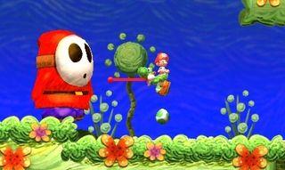 Stor fiende = stort egg. (Bilde: Arzest/Nintendo).