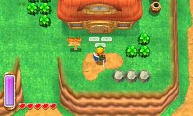 The Legend of Zelda: A Link Between Worlds blir hyllet i over en halvtime i denne episoden.