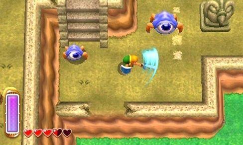 The Legend of Zelda: A Link Between Worlds. (Bilde: Nintendo).