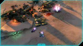 Halo: Spartan Assault byr på actionfylt stikkeskyting.