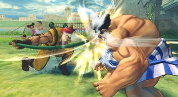 Se de heftige spesialknepene i Ultra Street Fighter IV