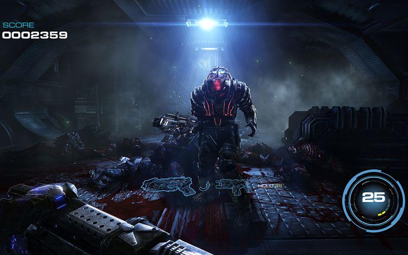 Категория. PlayStation 3. 0. Автор. Выход Alien Rage планируется на текущ