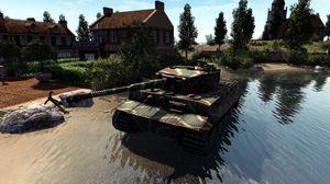 Nylanserte Men of War: Assault Squad 2 har nok hakket hvassere grafikk enn Battle of Empires.