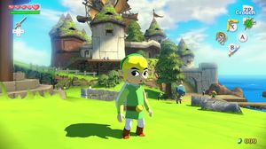 The Legend of Zelda: Wind Waker HD.
