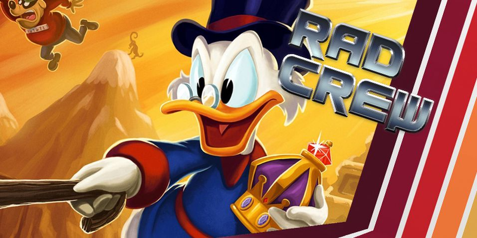 – DuckTales Remastered er laget for nostalgikerne