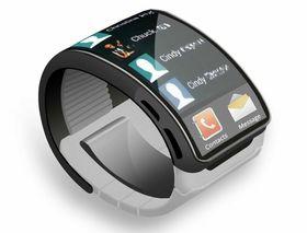 Vil den se slik ut? Det får vi vite når Galaxy Gear lanseres under Samsung Unpacked førstkommende onsdag.