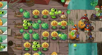 Plants vs. Zombies 2 er lansert