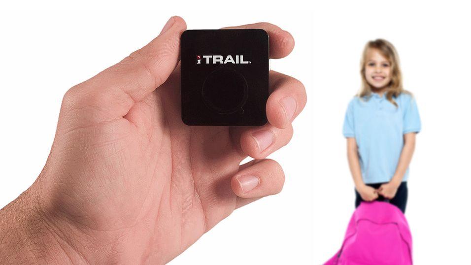 Redd for barna dine? Prøv iTrail