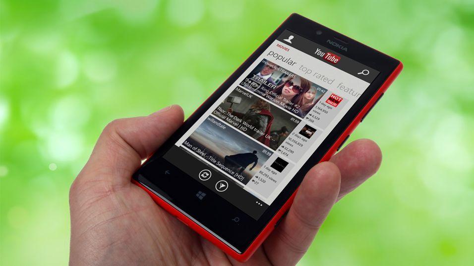 YouTube har vært en av de populære appene som lenge manglet til Windows Phone.