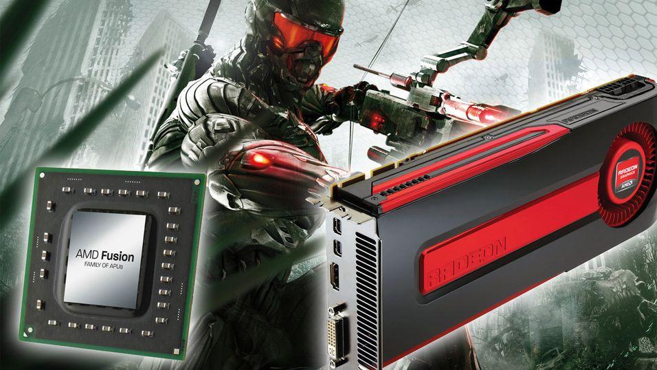 – AMD er den store grafikkort-vinneren