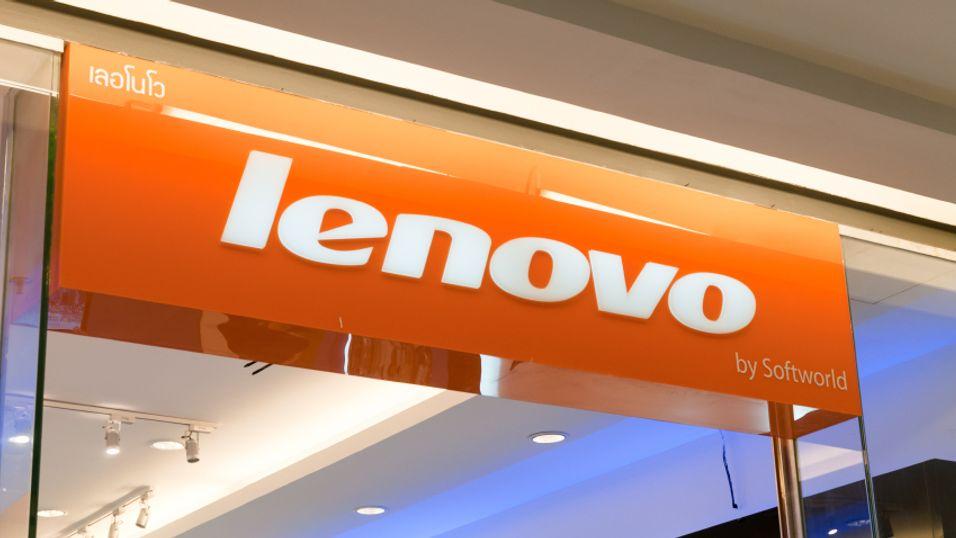 Motorola solgt til Lenovo