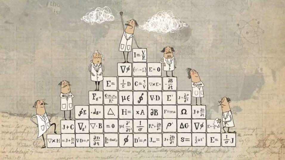 Få med deg kortversjonen av fysikkens historie