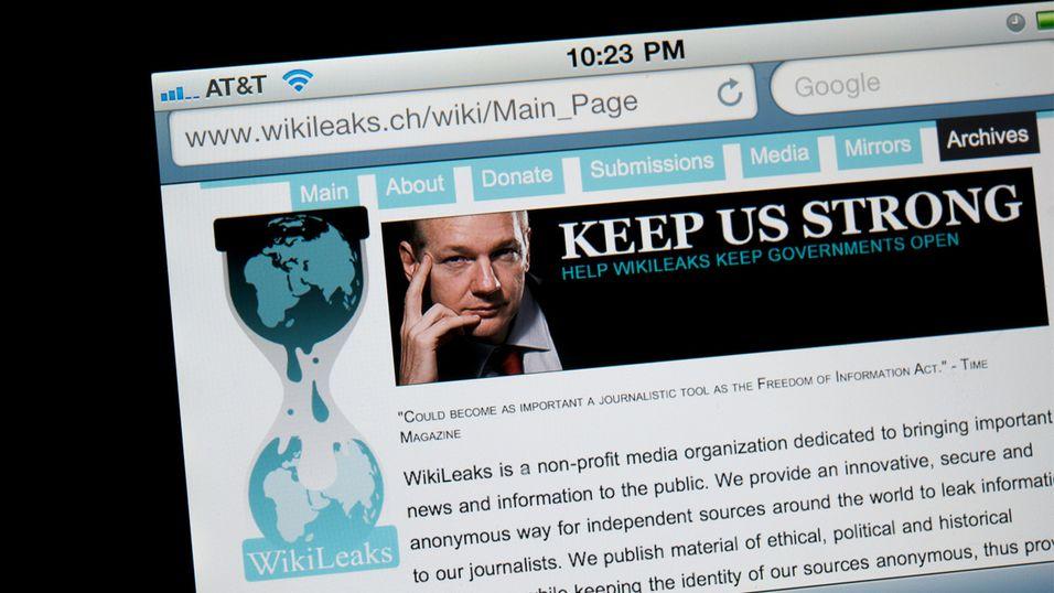 Hva er det WikiLeaks skjuler?