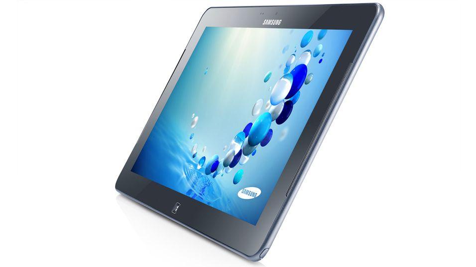 XE500T1C er Samsungs hittil største nettbrett, med sine 11,6 tommer.