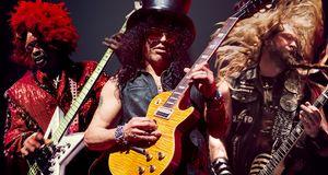 Rock med Slash til vinteren