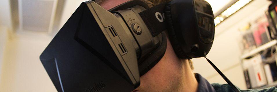SNIKTITT: Oculus Rift HD-VR