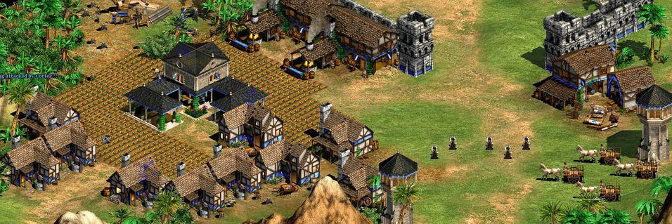 Nye imperier til Age of Empires II HD
