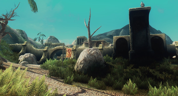 Fans prøver å gjenskape Morrowind i Skyrim