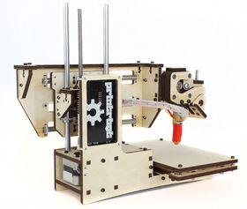 Den billige veien til 3D-skriver: Printrbot Simple.
