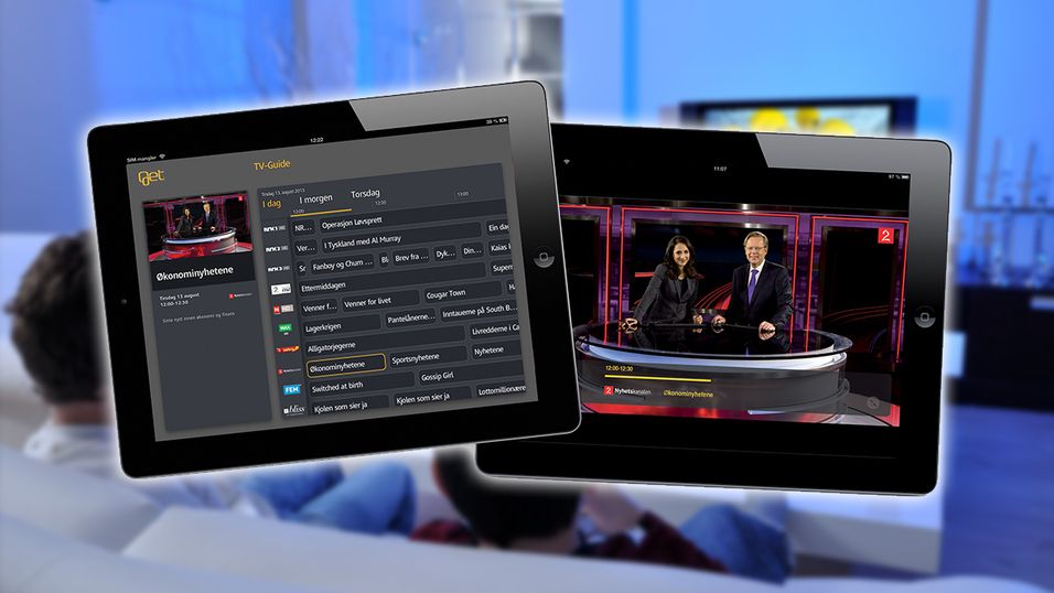 Nå kan du se TV på iPaden