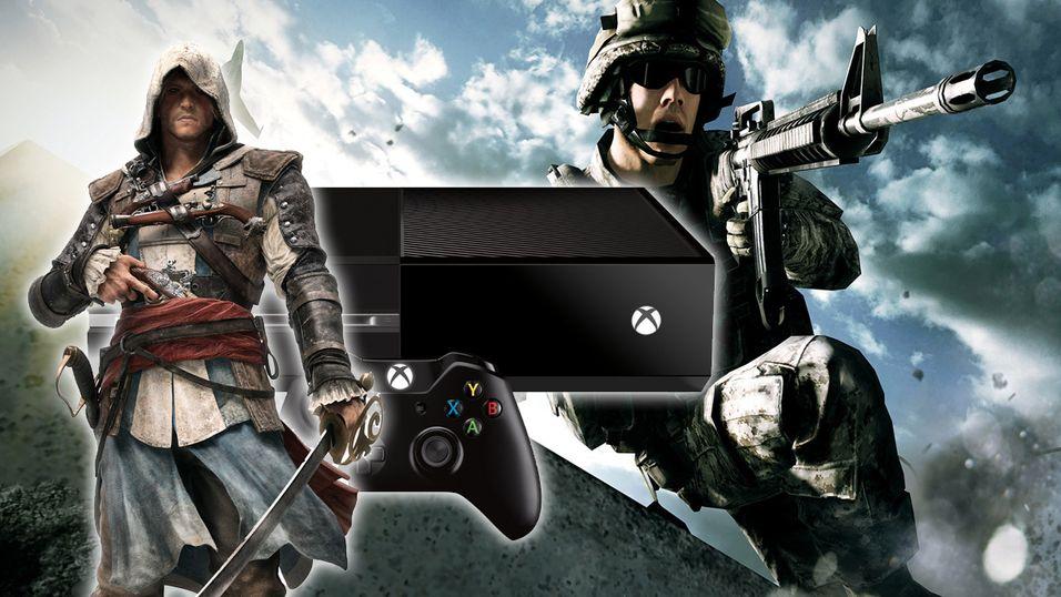 Disse titlene lanseres sammen med Xbox One