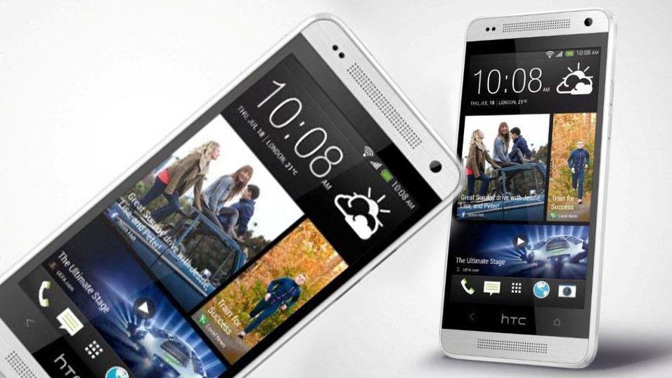 Det er ikke bare den store HTC One-modellen som venter på en oppgradering - også One Mini er mest sannsynlig på vei mot en snarlig pensjon.