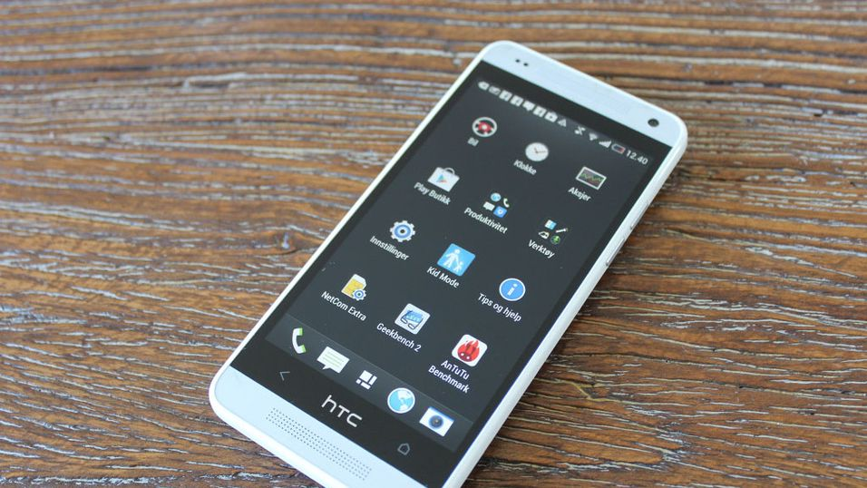TEST: HTC One Mini