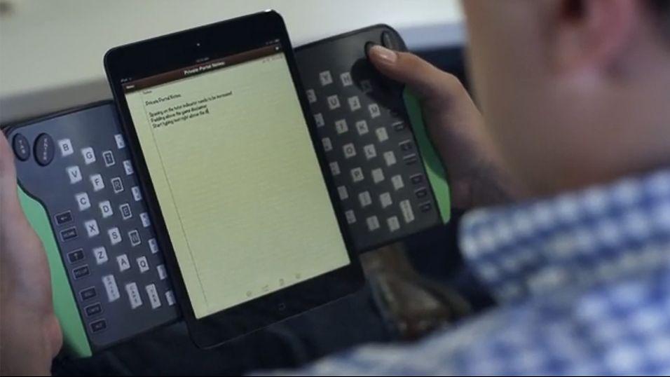 Neste generasjons tastatur?