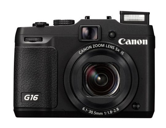 PowerShot G16.