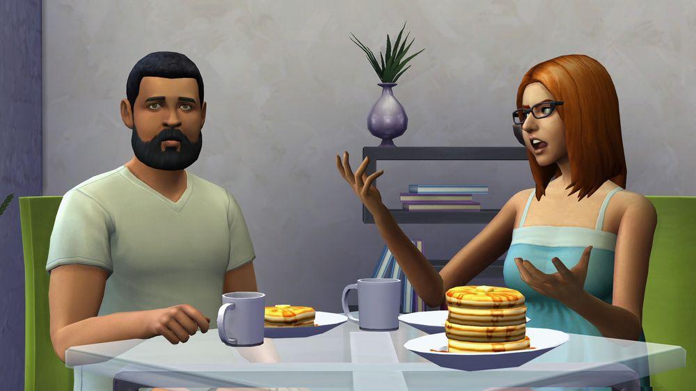 SNIKTITT: The Sims 4