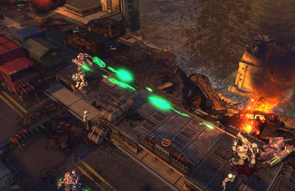 XCOM: Enemy Within prøver å ta opp problematikken rundt det å tukle med menneskekroppen.