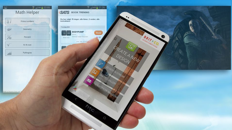 TEST: Apper til iPhone, iPad, Android og Windows Phone