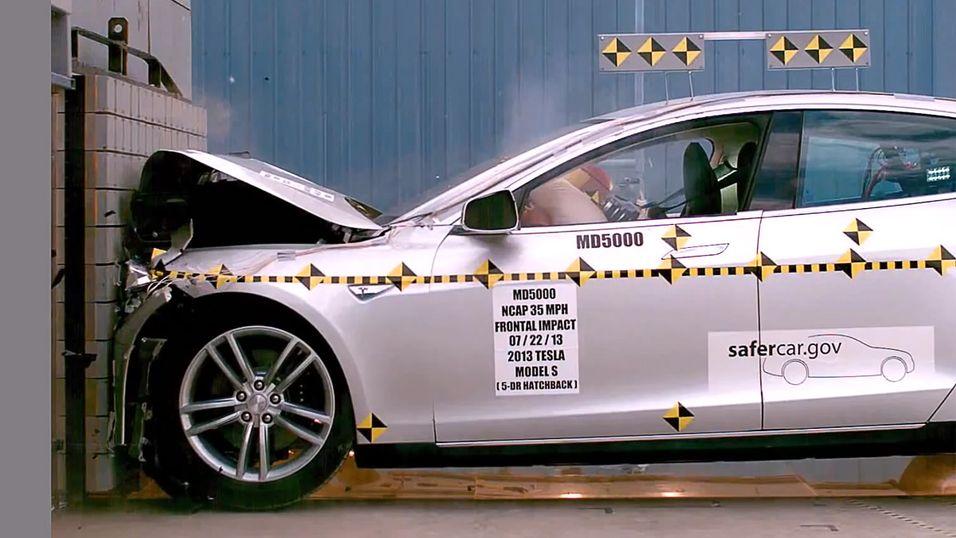 Hyperloop-skaperens elbil sprengte sikkerhetsskalaen