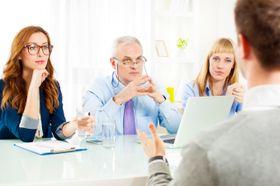 Gjennomgår du standardspørsmålene på forhånd, vil du også stille bedre mentalt forberedt til intervjuet.
