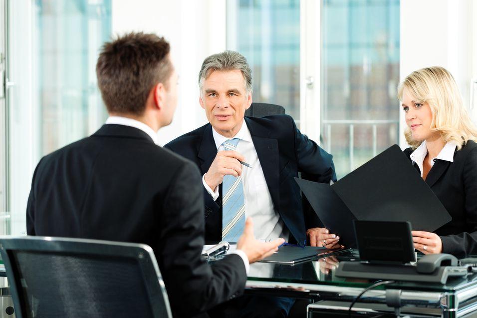 Spørsmålene i stillingsintervjuet behøver ikke bli noen overraskelse på deg.