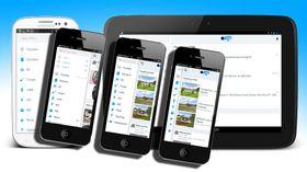 Vurder om du vil satse på app eller mobilside.