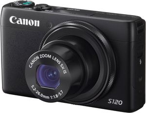 Canon PowerShot S120.