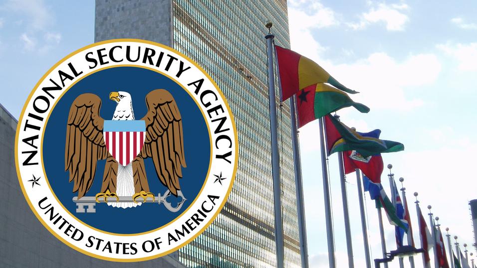 Ny avsløring: NSA spionerte på FN