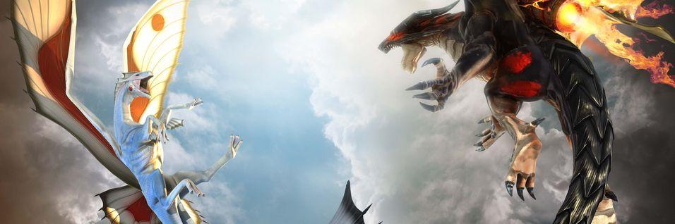 ANMELDELSE: Divinity: Dragon Commander