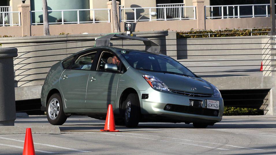 – Google planlegger egen bil