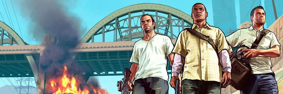 Sony beklager at Grand Theft Auto V-filer er på avveie