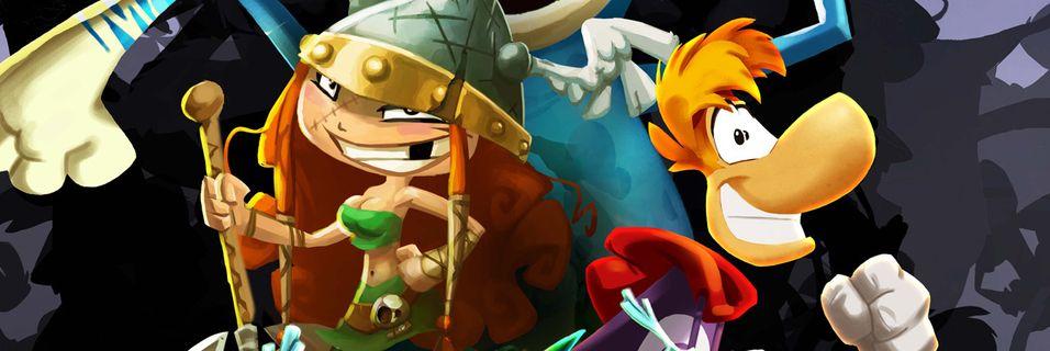 ANMELDELSE: Rayman Legends
