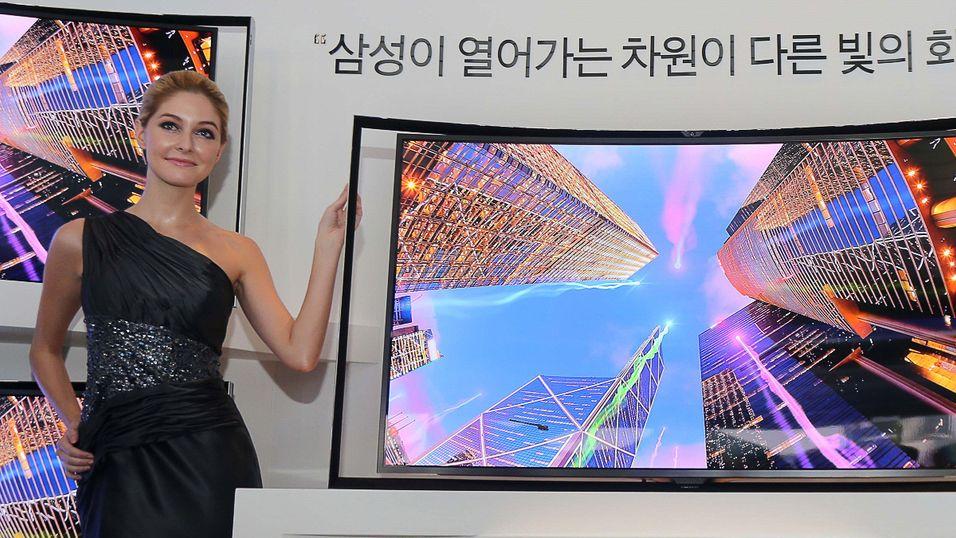 Samsung: – Ingen OLED-TV fra oss neste år