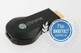 Google Chromecast får en klar anbefaling.